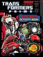 Transformers Sticker Activity Book - Transformers