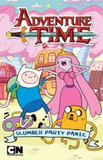 Adventure Time : Slumberparty Panic : Adventure Time - Adventure Time