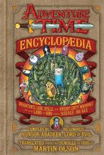 Adventure Time Encyclopedia - Adventure Time