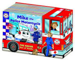 Emergency Vehicles Box Set - Five Mile Press Staff