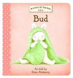 Bunnies by the Bay Board Book : Bud - Elsie Attabury