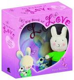 The Big Book of Love : Book and Plush Toy Set - Trace Moroney