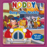 Noddy 8x8 Storybook : Busy Little Noddy - Five Mile Press The