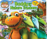Buddy and Dinosaur Train : Buddy And The Nature Trackers : Dinosaur Train - Digest Readers