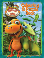 Dinosaur Train : Colouring Book - Five Mile Press