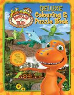 Dinosaur Train : Deluxe Colouring Book - Five Mile Press