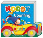 Noddy Car Slipcase - The Five Mile Press