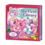My Little Pony Classics : My First Library : Includes 6 Classic Books! - The Five Mile Press