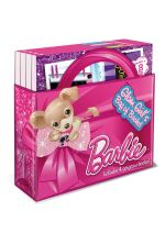 Barbie : Glam Girl's Bag of Books! : Includes 4 gorgeous books! - The Five Mile Press