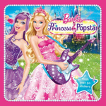 Barbie 8x8 Princess and the Popstar Storybook - The Five Mile Press