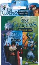 Rise of the Guardians Activity Pack - The Five Mile Press