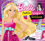 Barbie : Fashion Designer's Workbook* : Includes : Stencils, Stickers, Lots of Stylish Hints! - The Five Mile Press