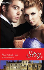 The Petrelli Heir - Kim Lawrence