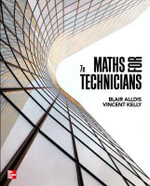 Mathematics for Technicians - Blair K. Alldis
