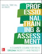 Professional Training and Assessment - Terry Hill