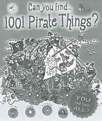 1001 Pirate Things? : Can you find...