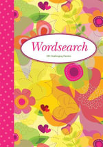 Elegant Polka Dot Puzzles : Word Search 2