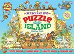 Search and Find : Puzzle Island