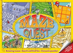 Search and Find : Maze Quest