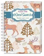 Puzzle Time Word Search (Blue) - Hinkler Books