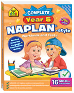 School Zone Naplan-Style Workbook : Year 5 Bind Up - Louise Park