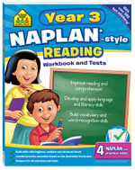 Naplan - Style Reading : Year 3 - Workbook And Tests - Louise Park