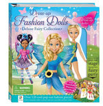 Dress-up Fashion Dolls : Deluxe Fairy Collection