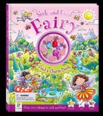Find a Charm Book : Fairy : Seek and Find - Hinkler Books