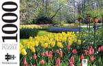 Keukenhof Gardens  : 1000 Piece Jigsaw Puzzle - Hinkler Books