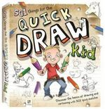 501 Things for the Quick Draw Kid - Hinkler Books PTY Ltd