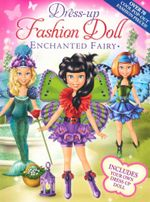 Enchanted Fairy : Dress-up Fashion Doll