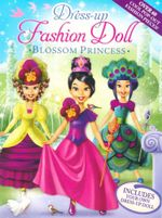 Blossom Princess : Dress-up Fashion Doll - UNKNOWN