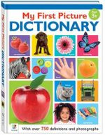 My First Picture Dictionary - Hinkler Books PTY Ltd