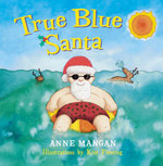 True Blue Santa - Anne Mangan