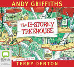 The 13-Storey Treehouse Audio CD : Treehouse Series : Book 1 - Andy Griffiths