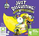 Just disgusting! (MP3) : JUST! Series: Book 5 - Andy Griffiths