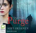 Purge (MP3) - Sofi Okansen