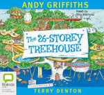 The 26 Storey Treehouse - Andy Griffiths