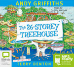 The 26-Storey Treehouse (MP3) : Treehouse Series: Book 2 - Andy Griffiths