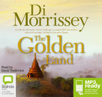 The Golden Land (MP3) - Di Morrissey