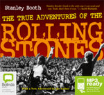 The True Adventures Of The Rolling Stones (MP3) - Stephen Booth