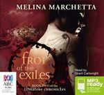 Froi of the exiles (MP3) - Melina Marchetta