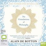 The Consolations of Philosophy (MP3) - Alain De Botton