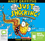 Just shocking! (MP3) : JUST! Series: Book 6 - Andy Griffiths