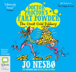 The Great Gold Robbery - Jo Nesbo