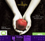 Twilight Saga MP3 CD Multi Pack : Twilight, New Moon, Eclipse and Breaking Dawn - Stephenie Meyer