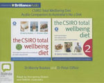 The CSIRO Total Wellbeing Diet : Audio Companion to Australia's No. 1 Diet - Dr Manny Noakes