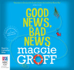 Good News, Bad News : A Scout Davis investigation Series : Book 2 - Maggie Groff
