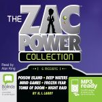 The Zac Power Collection 1 - H. I. Larry