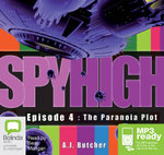The Paranoia Plot (MP3) - A J Butcher